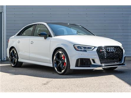 2020 Audi RS 3 2.5T (Stk: N5555) in Calgary - Image 1 of 17