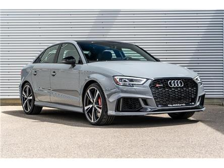 2020 Audi RS 3 2.5T (Stk: N5579) in Calgary - Image 1 of 17