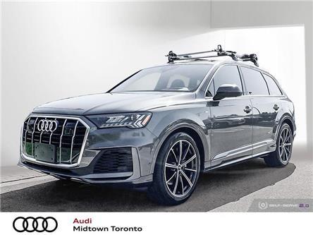 2020 Audi Q7 55 Technik (Stk: AU8479) in Toronto - Image 1 of 22