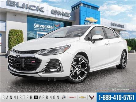 2019 Chevrolet Cruze LT (Stk: P191042) in Vernon - Image 1 of 25