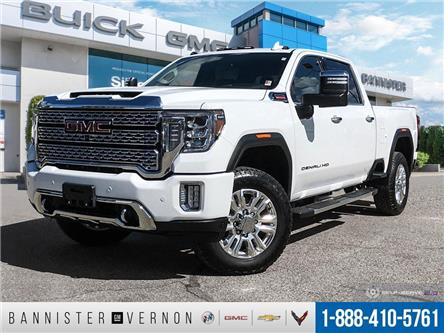 2020 GMC Sierra 3500HD Denali (Stk: P20353) in Vernon - Image 1 of 25