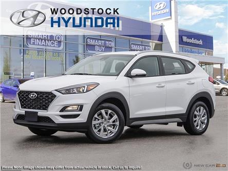 2020 Hyundai Tucson Preferred w/Sun & Leather Package (Stk: TN20001) in Woodstock - Image 1 of 23