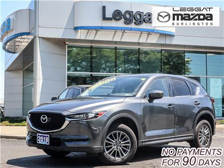 2018 Mazda CX-5 GS (Stk: 2138) in Burlington - Image 1 of 27