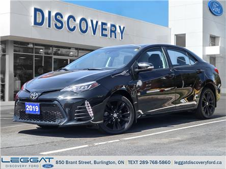 2019 Toyota Corolla SE (Stk: 19-31159-T) in Burlington - Image 1 of 27