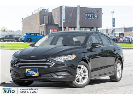 2018 Ford Fusion SE (Stk: 221972) in Milton - Image 1 of 18