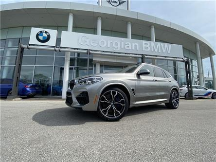 2020 BMW X3 M  (Stk: B20031) in Barrie - Image 1 of 6