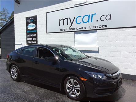 2017 Honda Civic LX (Stk: 200428) in Kingston - Image 1 of 18