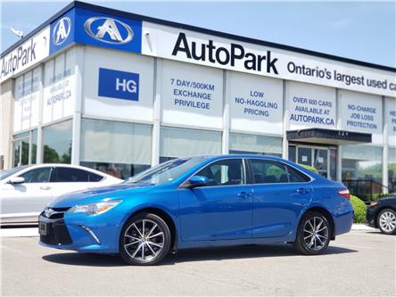 2017 Toyota Camry XSE (Stk: 17-71501) in Brampton - Image 1 of 24