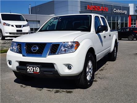 2019 Nissan Frontier SV (Stk: CKN792674) in Cobourg - Image 1 of 11