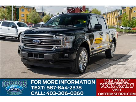 2018 Ford F-150 Limited (Stk: T85872) in Okotoks - Image 1 of 26