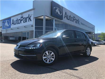 2018 Volkswagen Golf 1.8 TSI Trendline (Stk: 18-77594RJB) in Barrie - Image 1 of 23