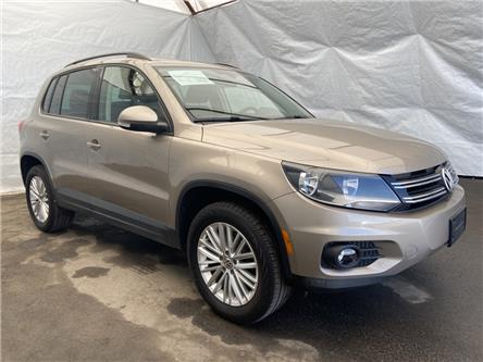 2016 Volkswagen Tiguan Special Edition (Stk: IU1875) in Thunder Bay - Image 1 of 14