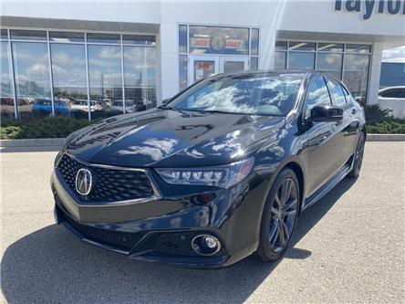 2018 Acura TLX Tech A-Spec (Stk: 2031791) in Regina - Image 1 of 22