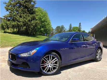 2017 Maserati Ghibli S Q4 (Stk: 13705) in Newmarket - Image 1 of 23