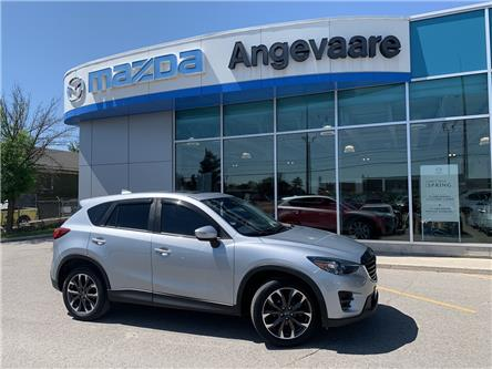 2016 Mazda CX-5 GT (Stk: L8116A) in Peterborough - Image 1 of 13