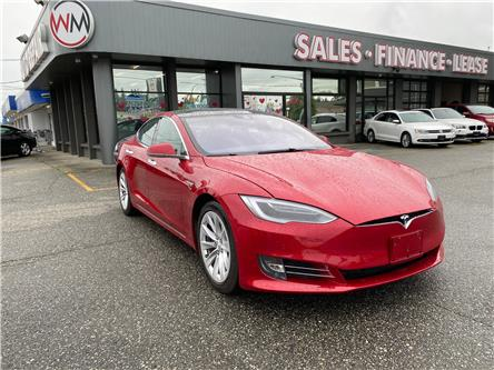 2016 Tesla Model S 75D (Stk: 16-134517) in Abbotsford - Image 1 of 17