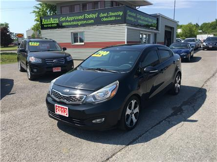 2013 Kia Rio SX (Stk: 2676) in Kingston - Image 1 of 13