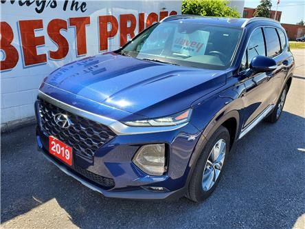 2019 Hyundai Santa Fe Preferred 2.4 (Stk: 20-225) in Oshawa - Image 1 of 16