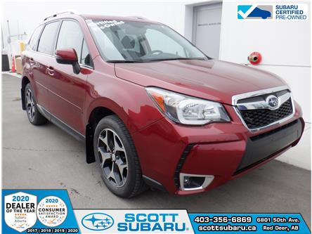 2016 Subaru Forester 2.0XT Limited Package (Stk: 06821U) in Red Deer - Image 1 of 21