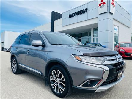 2017 Mitsubishi Outlander GT (Stk: PM20022) in Owen Sound - Image 1 of 22