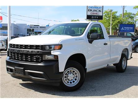 2020 Chevrolet Silverado 1500 Work Truck (Stk: 3036720) in Toronto - Image 1 of 20