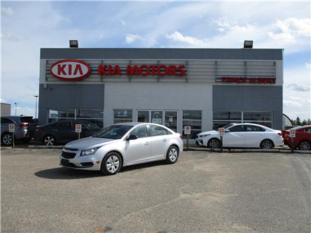 2015 Chevrolet Cruze 2LS (Stk: 40071A) in Prince Albert - Image 1 of 6