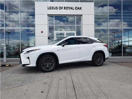 2017 Lexus RX 350 Base (Stk: L20137A) in Calgary - Image 1 of 23