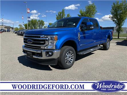 2020 Ford F-350 Lariat (Stk: L-715) in Calgary - Image 1 of 6