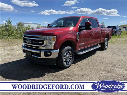 2020 Ford F-350 Lariat (Stk: L-797) in Calgary - Image 1 of 6