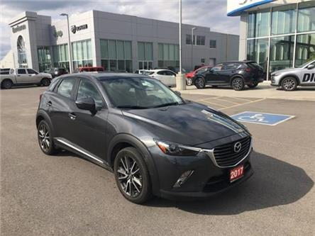 2017 Mazda CX-3 GT (Stk: BHM222) in Ottawa - Image 1 of 18