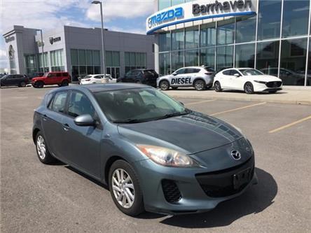 2012 Mazda Mazda3 Sport GX (Stk: 2590A) in Ottawa - Image 1 of 15