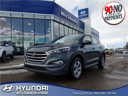 2017 Hyundai Tucson Base (Stk: P1245) in Edmonton - Image 1 of 20
