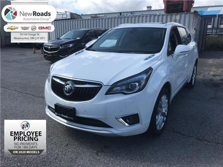 2020 Buick Envision Premium I (Stk: D015616) in Newmarket - Image 1 of 25
