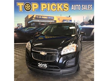 2015 Chevrolet Trax LS (Stk: 179540) in NORTH BAY - Image 1 of 24