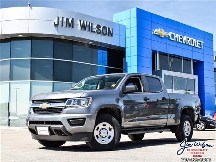 2020 Chevrolet Colorado WT (Stk: 2020253) in Orillia - Image 1 of 28