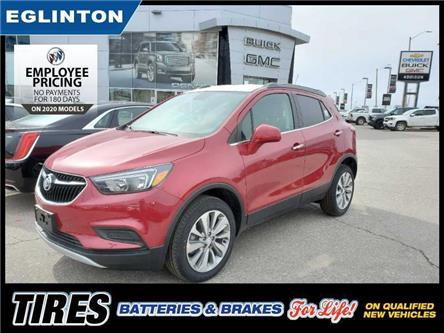 2020 Buick Encore Preferred (Stk: LB065106) in Mississauga - Image 1 of 18