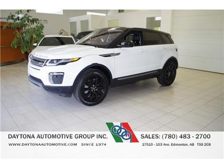 2017 Land Rover Range Rover Evoque SE (Stk: 8202) in Edmonton - Image 1 of 23