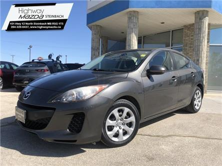 2013 Mazda Mazda3 GX at (Stk: M19109A) in Steinbach - Image 1 of 19