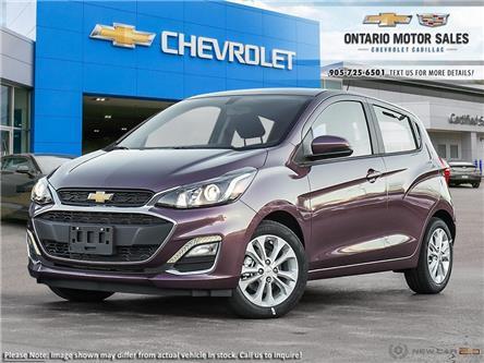 2020 Chevrolet Spark 1LT CVT (Stk: 0465869) in Oshawa - Image 1 of 27