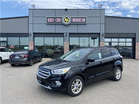 2017 Ford Escape SE (Stk: UC3725B) in Thunder Bay - Image 1 of 12