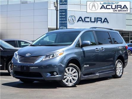 2017 Toyota Sienna Base (Stk: 4234) in Burlington - Image 1 of 28