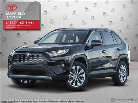 2019 Toyota RAV4 Limited (Stk: M060586A) in Edmonton - Image 1 of 24