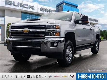 2018 Chevrolet Silverado 3500HD LT (Stk: 20285A) in Vernon - Image 1 of 25