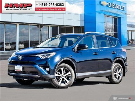 2017 Toyota RAV4 XLE (Stk: 87055) in Exeter - Image 1 of 27