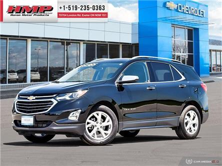 2018 Chevrolet Equinox Premier (Stk: 87161) in Exeter - Image 1 of 27