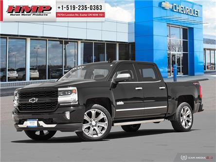 2018 Chevrolet Silverado 1500 High Country (Stk: 87172) in Exeter - Image 1 of 27