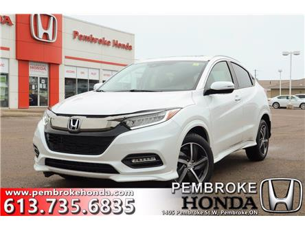 2020 Honda HR-V Touring (Stk: 20069) in Pembroke - Image 1 of 28
