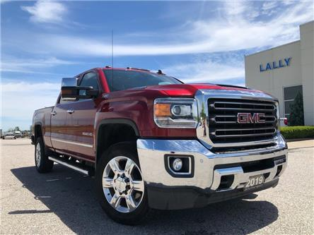 2019 GMC Sierra 2500HD SLT (Stk: S6637A) in Leamington - Image 1 of 25