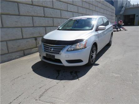 2014 Nissan Sentra  (Stk: D00627PA) in Fredericton - Image 1 of 17