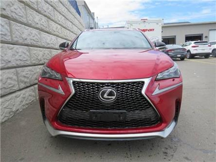 2017 Lexus NX 200t Base (Stk: D00816P) in Fredericton - Image 1 of 6